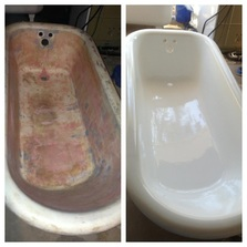 bathtub refinishing company - memphis TN