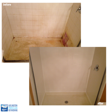 shower refinishing companies - memphis - southaven - collierville